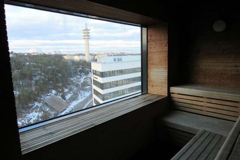 Sauna Stockholm Spa I Karlstad