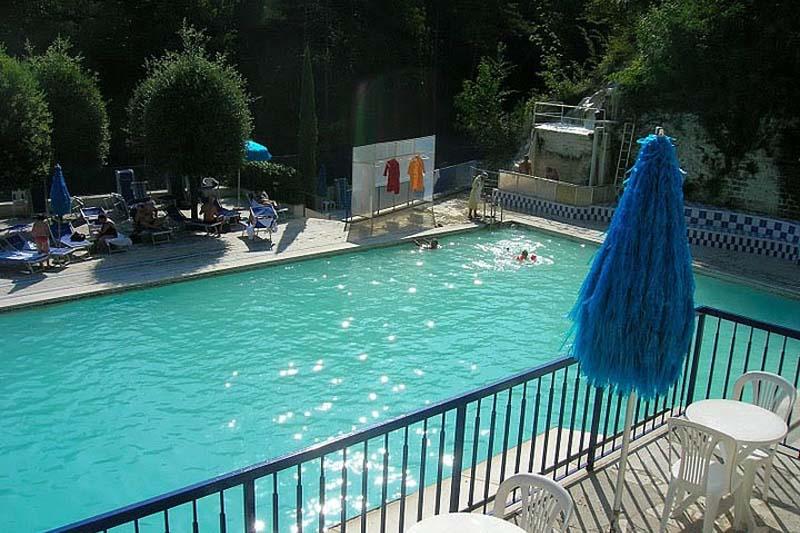Associazione culturale saunamecum stabilimenti termali a - Terme di bagni san filippo ...