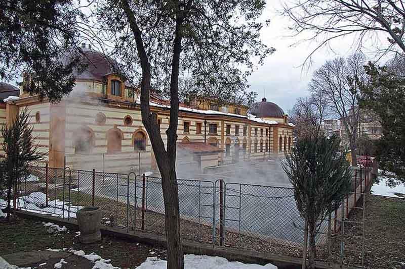 Bagni Termali Sofia : Associazione culturale saunamecum stabilimenti termali in bulgaria